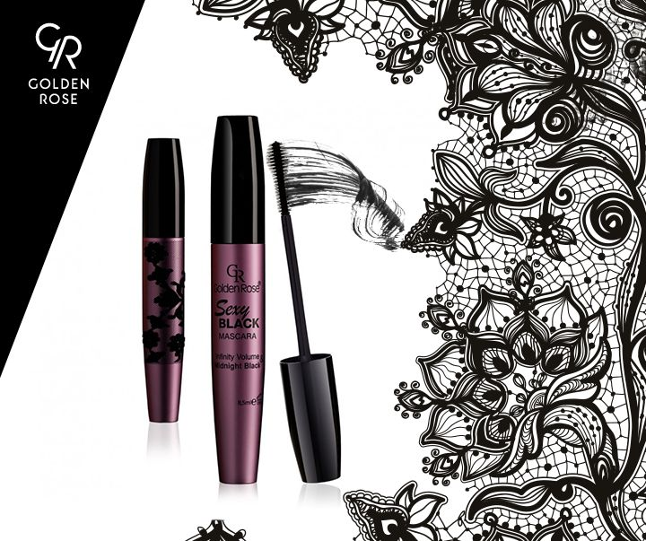 Sexy Black Mascara – ekstremalnie długie i pogrubione rzęsy. Czaruj spojrzeniem!