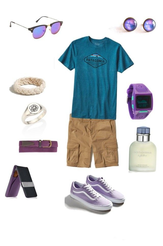 """""""Oompa Loompa"""" by soleil-ortiz on Polyvore featuring Hollister Co., J.Crew, Patagonia, Vans, Cast of Vices, Old Navy, Zodaca, Ted Baker, Nixon and Dolce&Gabbana"""