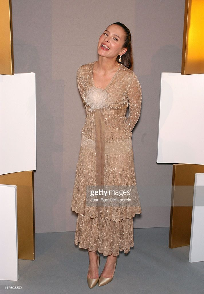Photo d'actualité : Virginie Ledoyen during The 29th Cesar Awards...