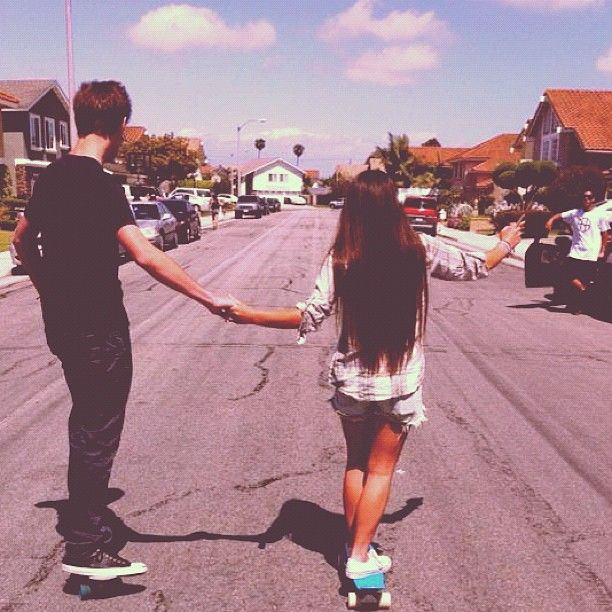 couple Tumblr Girl hipster indie love them invy jealous perfection hair couples together forever soul mates