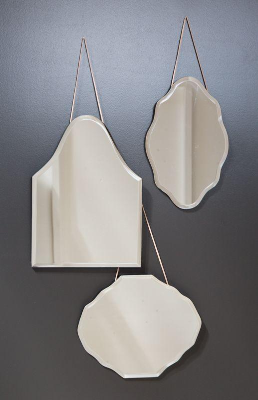 A.U Maison AW16. #aumaison #interior #homedecor #styling #danishdesign #bathroom #mirror