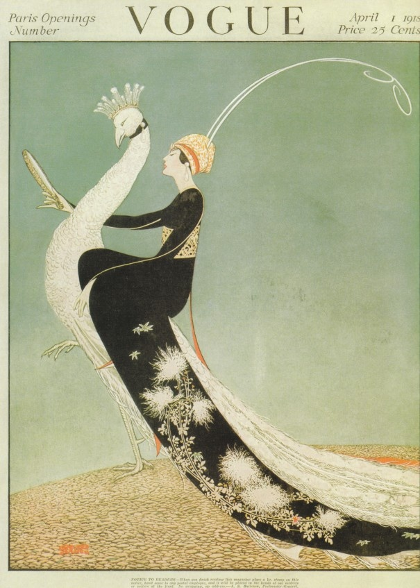 Vogue 1918 http://ohemv.com/the-early-history-of-vogue-part-ii/ #vintage #vogue #fashion
