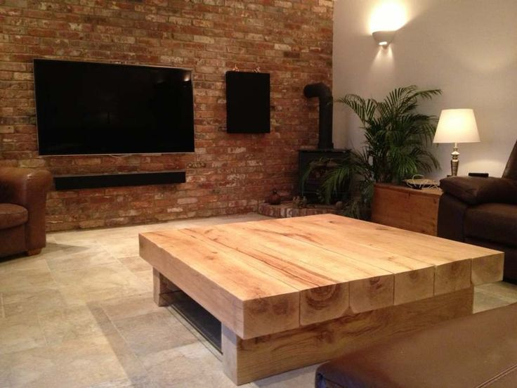 If you're looking for coffee table for your new home or want to replace - 25+ Best Ideas About Large Square Coffee Table On Pinterest