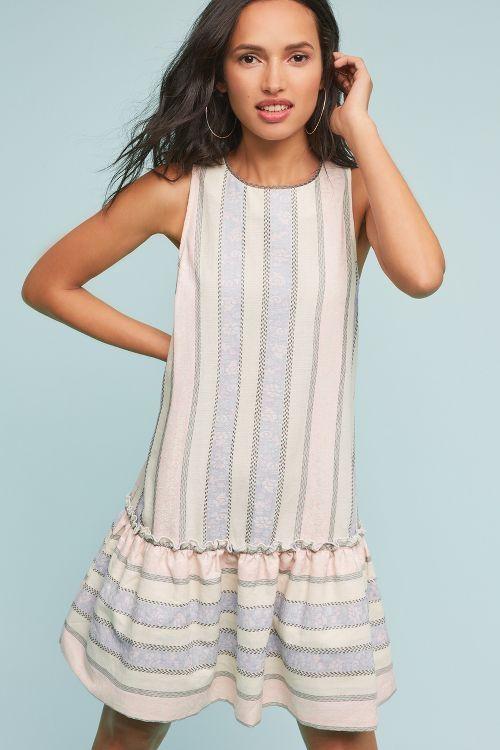 Devon Drop-Waist Dress