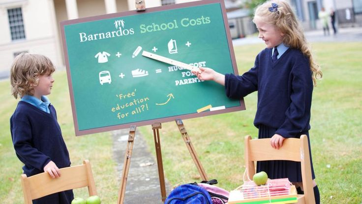 Schools are badly funded and parents are being expected to meet the shortfall. Is this the future?
