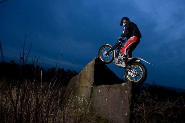 Trials with Stuart Day