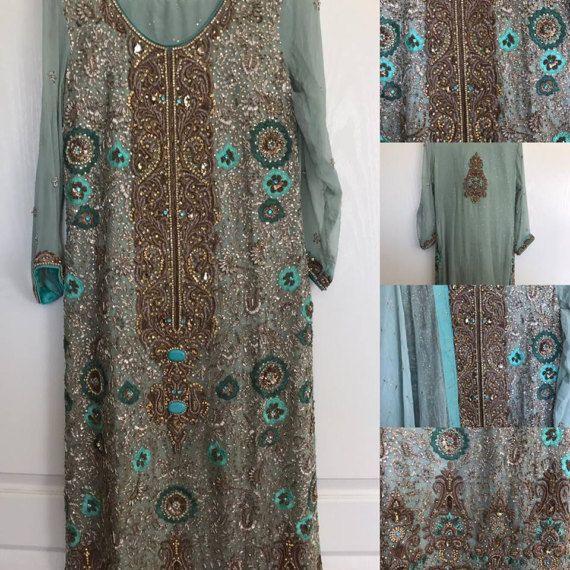 Vestido paquistaní