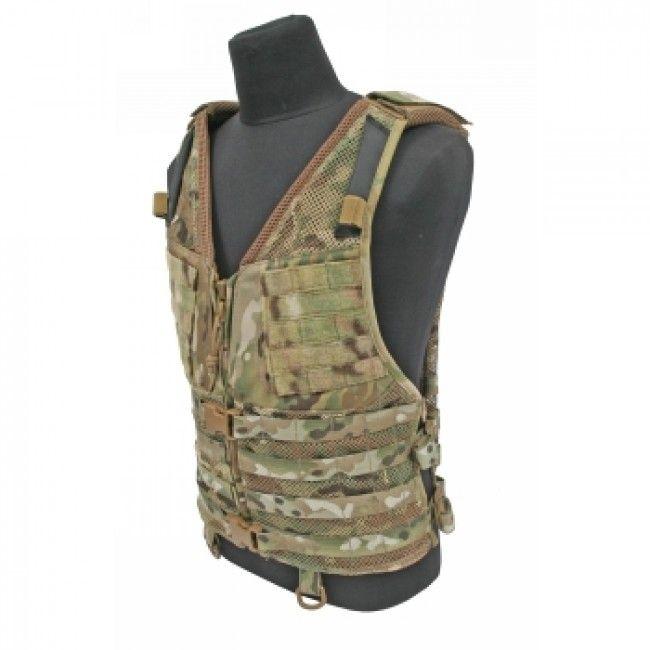Modular Adjustable Tactical Vest
