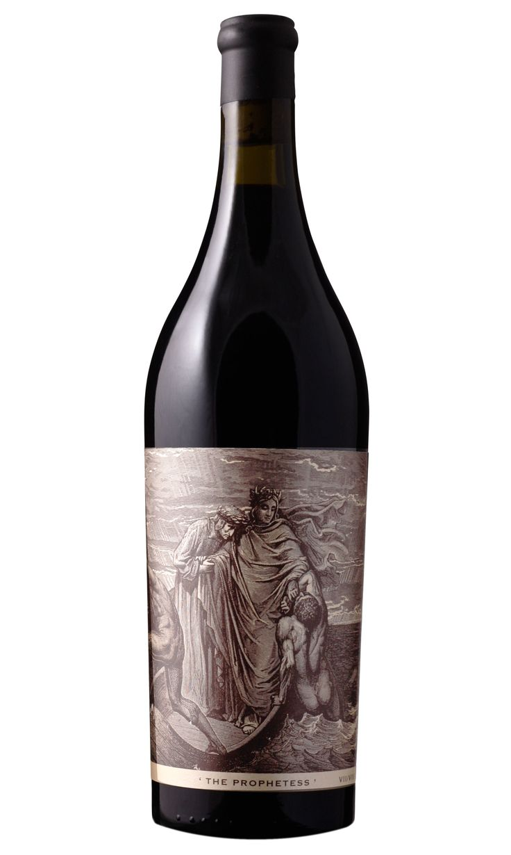 Sans Liege - TheProphetess - The Dieline -  wine / vinho / vino mxm
