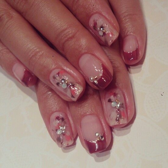 My nail design - Oct., 2013