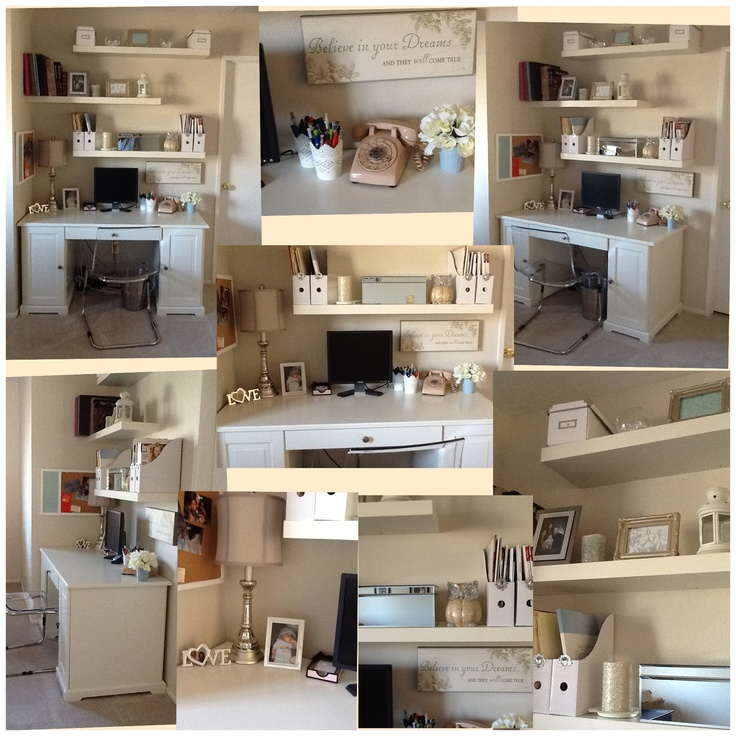 Home Office Layouts, Home Office Decor