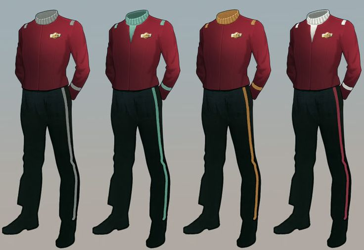 star trek the motion picture uniforms - Google Search
