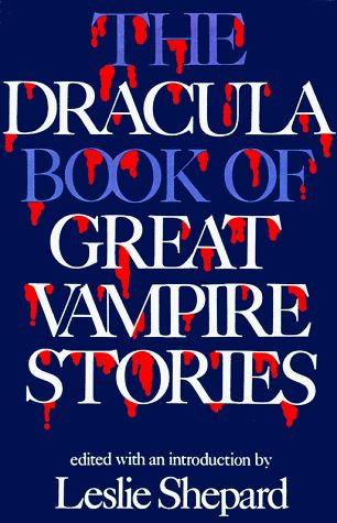 The Dracula Book of Great Vampire Stories @ niftywarehouse.com #NiftyWarehouse #Dracula #Vampires #ClassicHorrorMovies #Horror #Movies #Halloween #Vampire