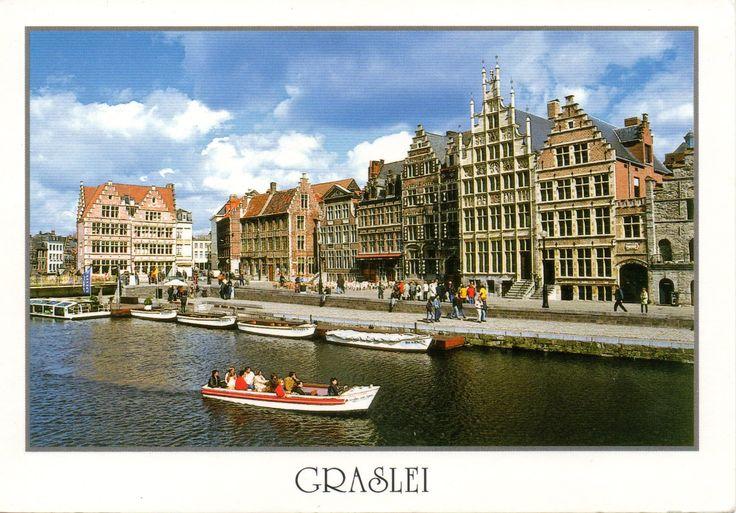 BE-307301 - Arrived:2014.09.17   ---   Graslei, Gent, Belgium