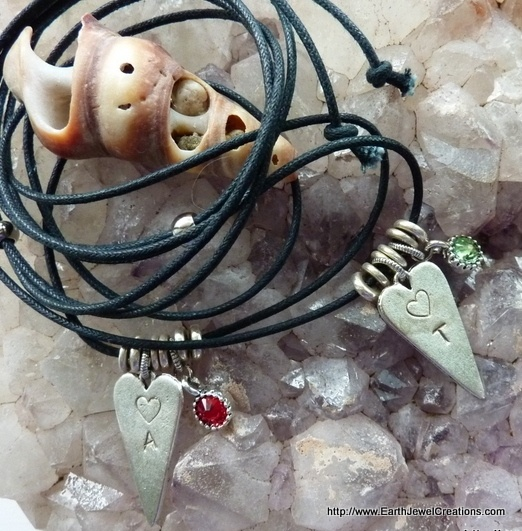 how to win a hand-stamped charm  http://www.earthjewelcreations.com/news/