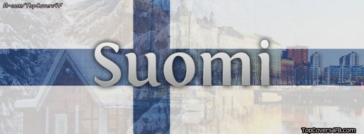 Get our best Suomi Finland Flag facebook covers for you to use on your facebook profile. If you are looking for HD high quality Suomi Finland Flag fb covers, look no further we update our Suomi Finland Flag Facebook Google Plus Tumblr Twitter covers daily! We love Suomi Finland Flag fb covers!