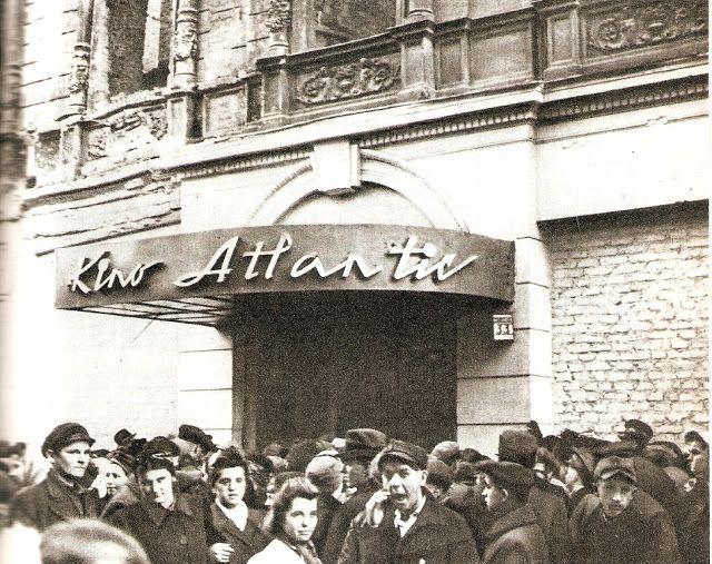 Kino Atlantic (1945) #kinoatlantic