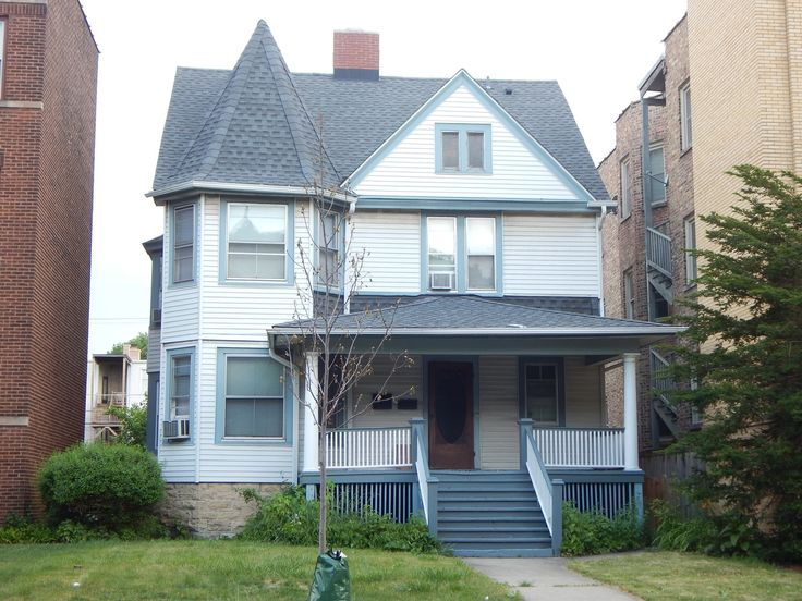 Looking for a investment property in an amazing location...this is it! Beautiful Victorian home has two units that offer rental income of $2,680 per month.  The main floor unit offers an eat-in kitchen with all appliances, 2 bedrooms, family room and a full bath.  The second floor has a kitchen, family room, 3 bedrooms and 1 1/2 baths.  Decorative features throughout including hardwood floors, fireplaces, light fixtures and wood work.  Plus the home has a basement with common laundry area…