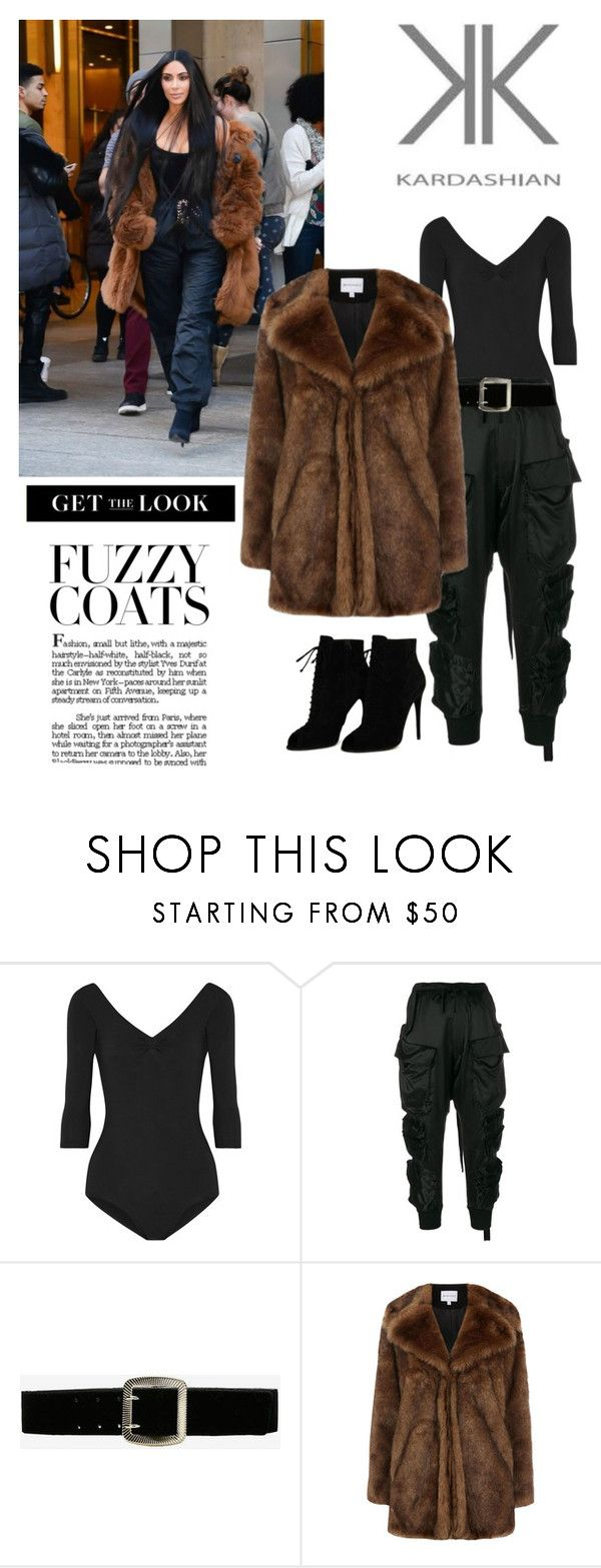 """KK: get the look"" by im-karla-with-a-k ❤ liked on Polyvore featuring Kardashian Kollection, Ballet Beautiful, Unravel, Express, Warehouse and Tom Ford"