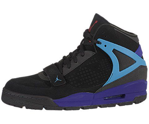 Nike Air Jordan Phase  Trek Basketball Shoes Black Anthracite Black
