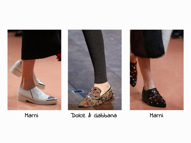 StyleSpectra: Trend Report A/W14 - Embellished Shoes