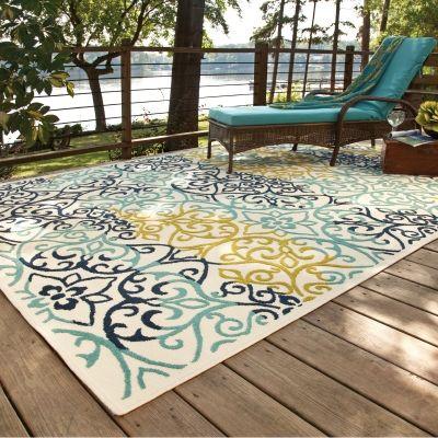 17 best indoor outdoor rugs images on Pinterest | Indoor outdoor ...