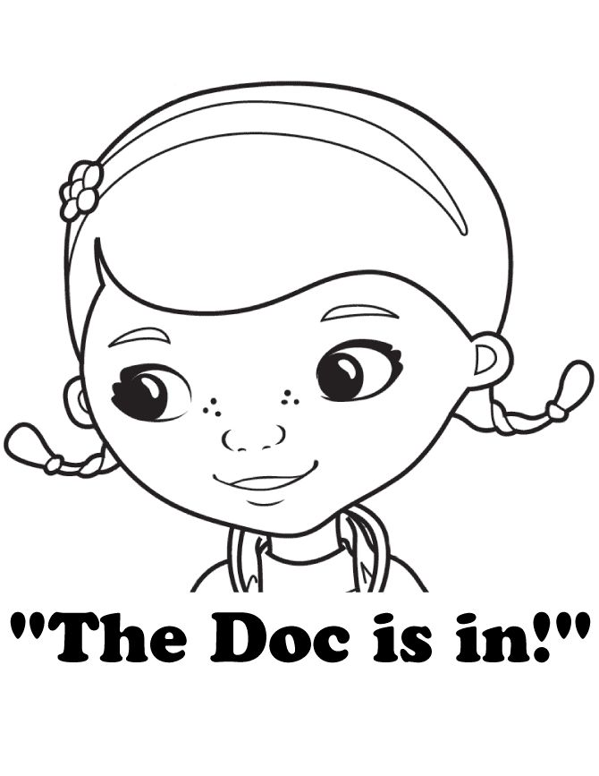 29 best Doc McStuffins Coloring Pages An Handy Mandy Coloring Pages ...