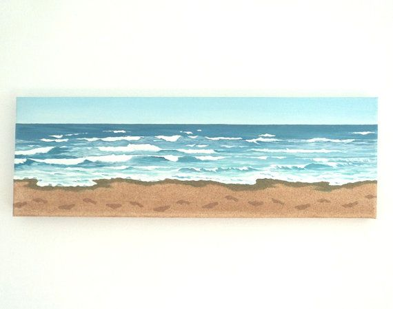Pin On Boat And Beach Scenes Acrylic Painting And Seashells Mosaic
