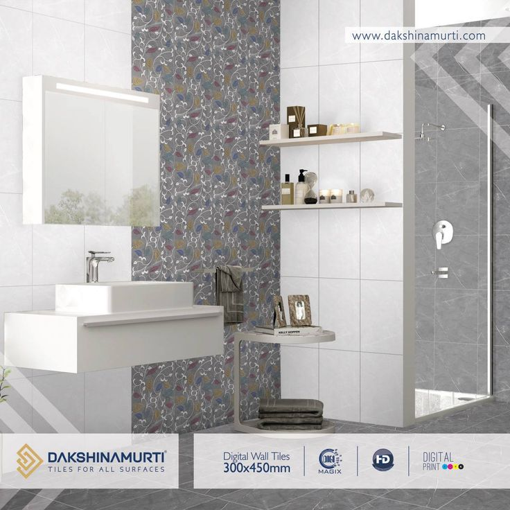 Dakshinamurti Tiles Is Here With Spectacular Set That Would Help You To Create Wonderful Layout