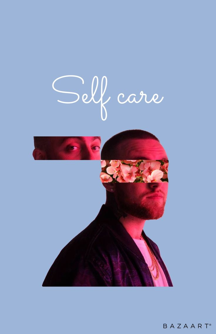 Mac Miller self care wallpaper Mac miller, Mac miller