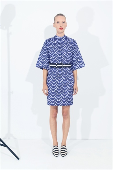 #moda Photos and comments to learn about the collection, the outfits and accessories of Honest by Bruno Pieters presented for Spring Summer 2013