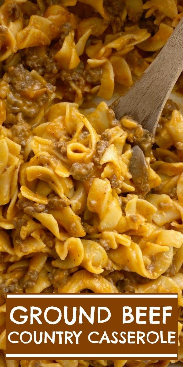 Ground Beef Country Casserole Is Packed With All Your Favorite Comfort Foods Tomato Mushrooms Crea In 2020 Beef Casserole Recipes Easy Casserole Recipes Beef Dinner