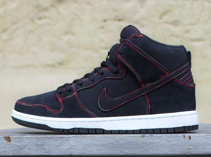 Nike Sb Dunk Alta Cali Premium / Departamento De Estado Número 31