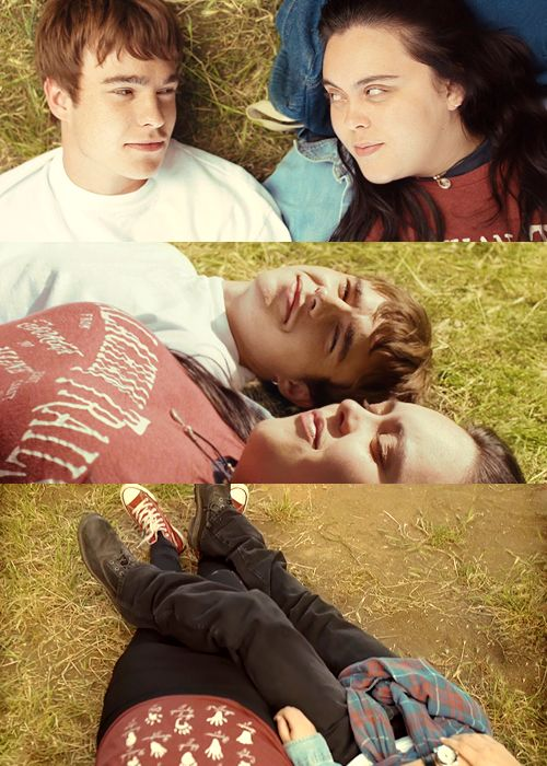 """You'd be surprised what lengths people will go to not face what's real and painful inside them."" My Mad Fat Diary"