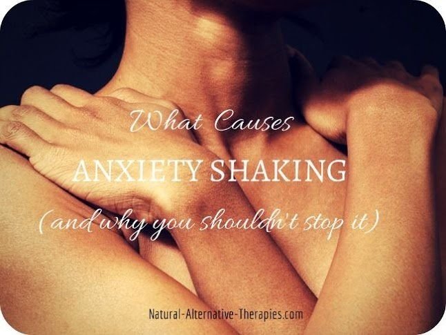 how to stop internal body shaking