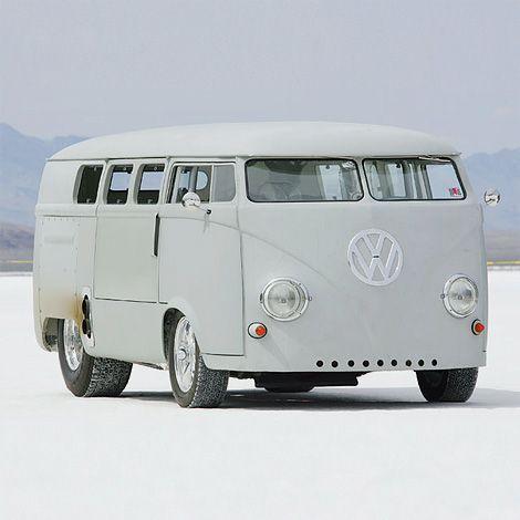 Hot Rod VW Bus | iainclaridge.net
