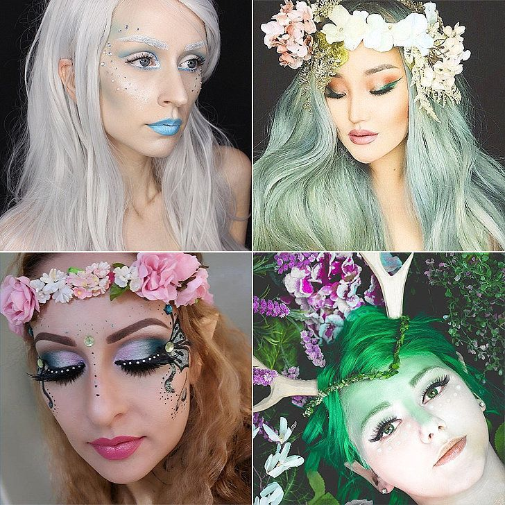 25 Ethereal Makeup Transformations to DIY Your Halloween 'Fairy' Tale: Between characters like Tinkerbell from Peter Pan, Puck from A Midsummer Night's Dream, and Cosmo and Wanda from The Fairly Oddparents, there are few magical images quite as pervasive in popular culture as the fairy.