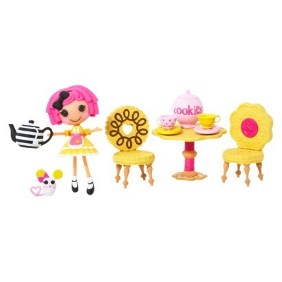 Lalaloopsy Mini Playsets