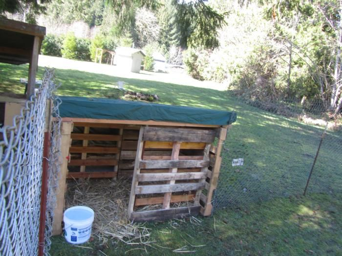 Tarp and Cattle Panel Shelter-pics for Eric - Page 2 - Homesteading Today