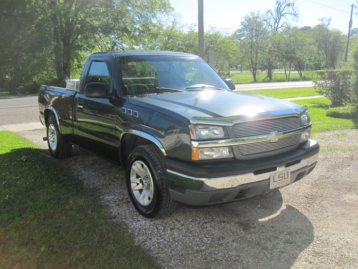 2005 chevrolet silverado 1500 engine size 4.8l