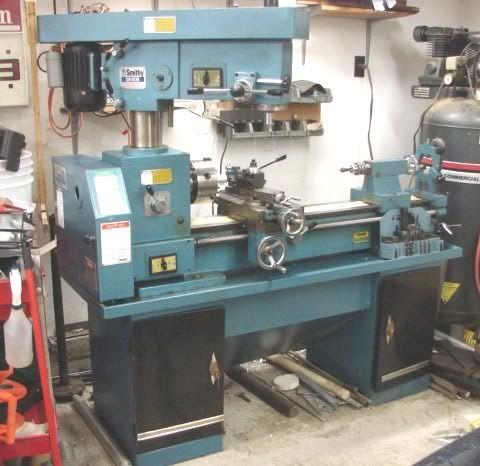 Bildergebnis für Smithy Lathe-Mill-Drill
