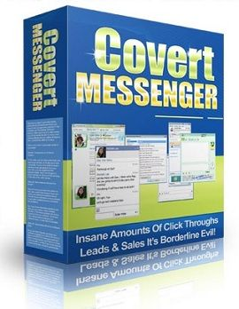 Covert Messenger 2.0 is a wordpress plugin that allows to easily add high converting instant messenger style ads to your blog.