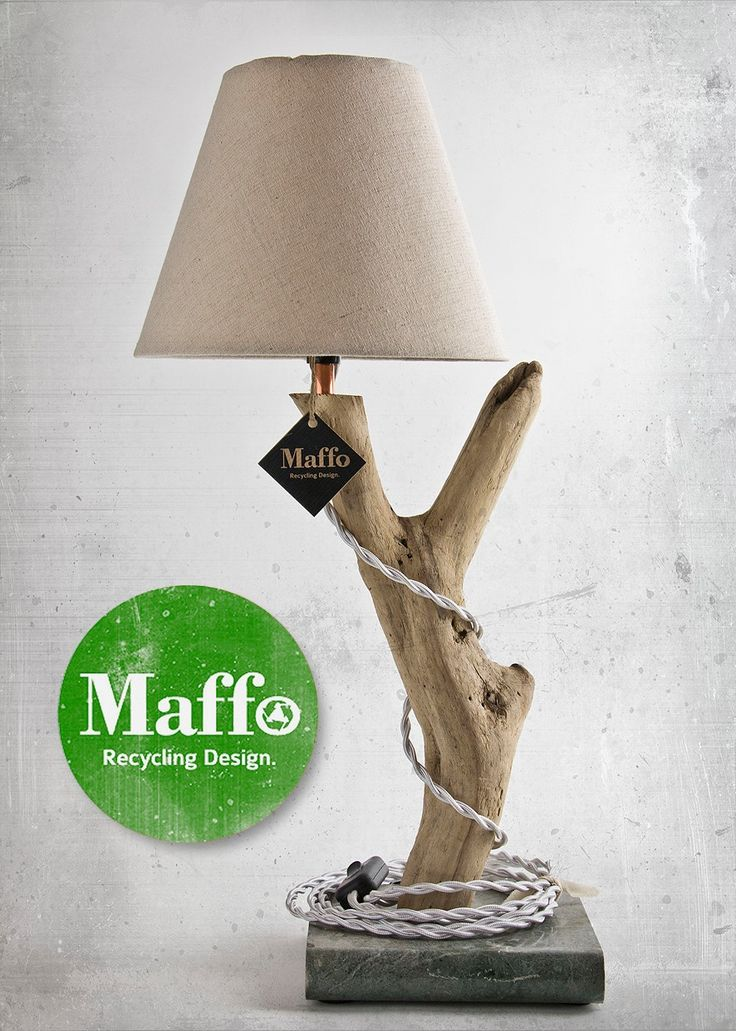 Maffo Recycled Design Lamp