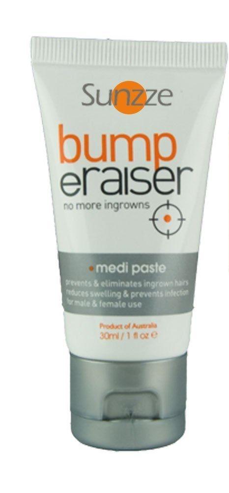 Bump Eraiser Medipaste Test gegen eingewachsene Haare