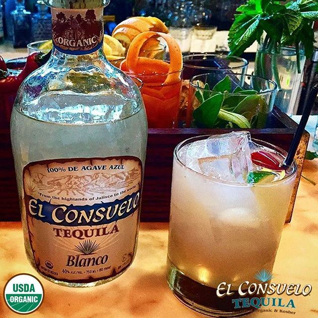 El Consuelo will make any tequila mixed drink taste delicious. Add that organic touch to your next tequila drink! (📷: @rum_bassador) . . #tequila #tequilacocktail #tequilablanco #tequilatime #tequilatequila #tequilacocktails #Tequi