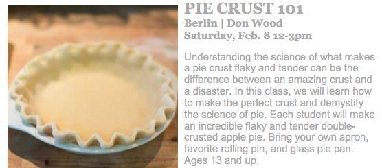 Pie Crust 101 WREN Inspire. Create. Connect www.wrenworks.org