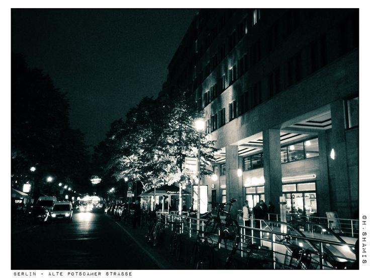 Berlin - Alte Potsdamer Straße