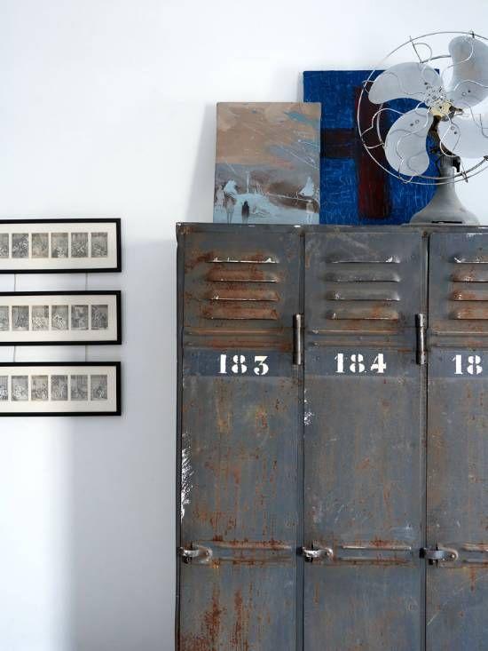 Industrial closets