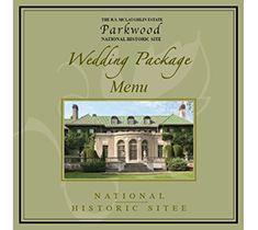 Parkwood Wedding & Event Menu