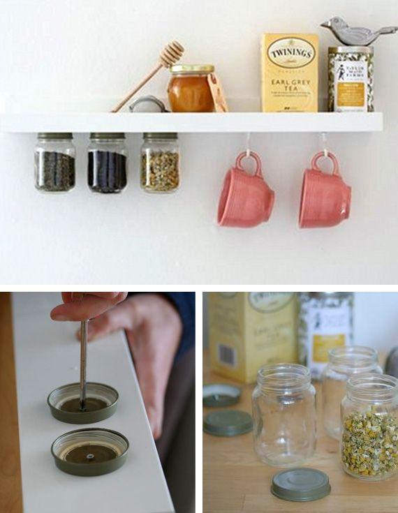 cute tea storage